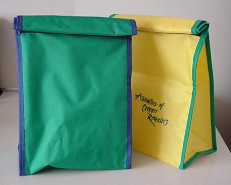 Eco Green Reusable Shopping Bag That Are Biodegradable